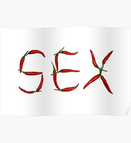 Sex In Chillies Poster