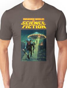 Unknown Worlds of Science Fiction T-Shirt