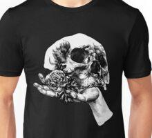 Skull And Hand Unisex T-Shirt