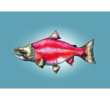 The Salmon of Doubt Photographic Print