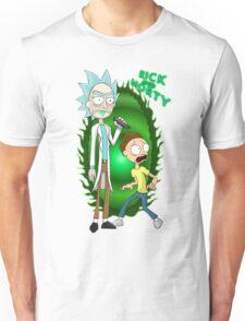 rick morty Unisex T-Shirt