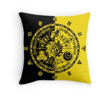 Zelda Historia Throw Pillow