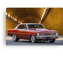 1966 Chevrolet Nova II Canvas Print