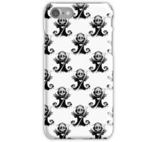 Grim Reaper Halloween iPhone Case/Skin