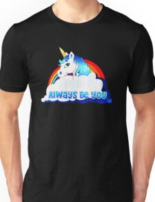 Central Intelligence Unicorn parody funny Unisex T-Shirt
