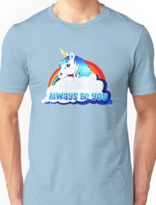 Central Intelligence Unicorn parody funny Unisex T-Shirt