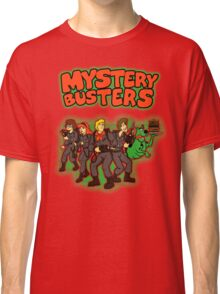 Mystery Busters (by Andriu and Legendary Phoenix) Classic T-Shirt