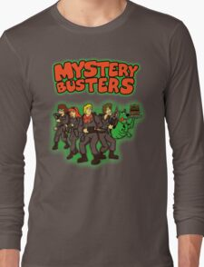 Mystery Busters (by Andriu and Legendary Phoenix) Long Sleeve T-Shirt