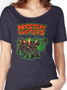 Mystery Busters (by Andriu and Legendary Phoenix) Women's Relaxed Fit T-Shirt
