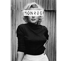 Monroe #3 Photographic Print