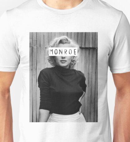 Monroe #3 Unisex T-Shirt