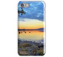 Lone Tree: Milarrochy Bay, Loch Lomond iPhone Case/Skin