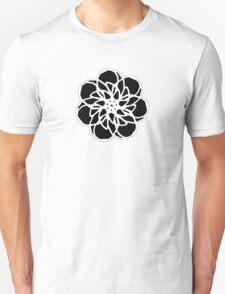 Imperial Cherry Blossom Seal - Sakura 2.0 (White) Unisex T-Shirt