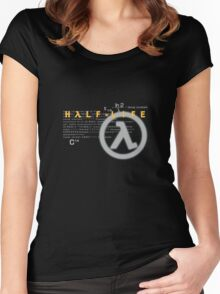 Half Life 1998 shirt Women's Fitted Scoop T-Shirt