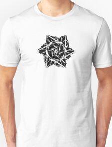 Subatomic Particle (Black) Unisex T-Shirt