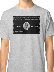 Moroccan No Stress Classic T-Shirt