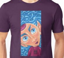 Little Mong - acrylic painting on canvas Unisex T-Shirt
