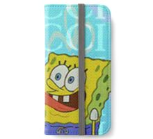 Gucci SpongeBob iPhone Wallet/Case/Skin