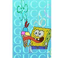 Gucci SpongeBob Photographic Print