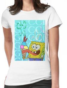 Gucci SpongeBob Womens Fitted T-Shirt