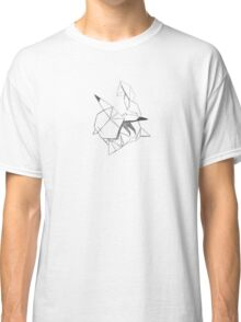 Origami Pikachu Classic T-Shirt