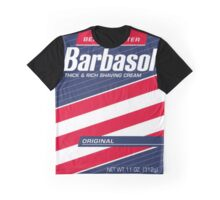 Barbasol Graphic T-Shirt