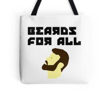 Beards for all Tote Bag