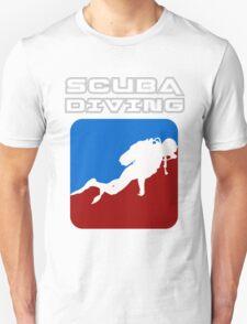Awesome Scuba Unisex T-Shirt