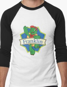 Franklin the turtle Men's Baseball ¾ T-Shirt