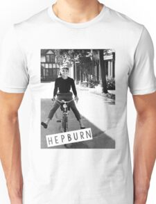 Hepburn #1 Unisex T-Shirt