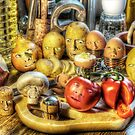 Eggsecution 2014 - The Great Grocery Massacre by craig sparks