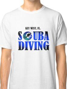Key West Scuba Classic T-Shirt