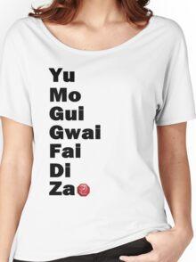 Yu Mo Gui Etc. Women's Relaxed Fit T-Shirt