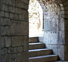 through the arches by Jan Stead JEMproductions