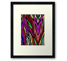 Colorful-45 Framed Print