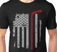Hockey Flag Unisex T-Shirt