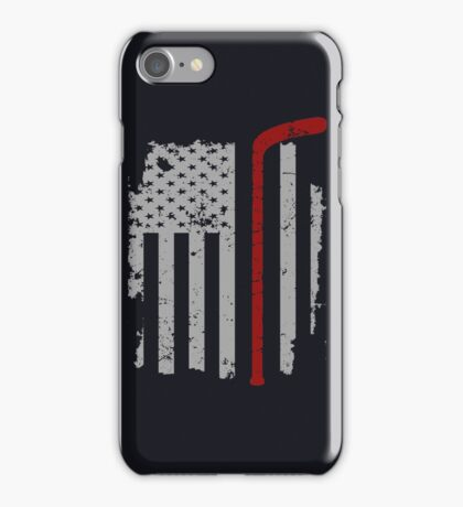 Hockey Flag iPhone Case/Skin