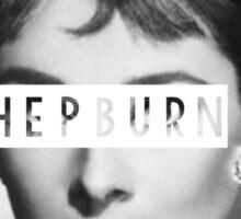 Hepburn #4 Sticker