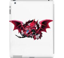 slifer the sky dragon iPad Case/Skin