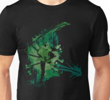 Splatter Swordsman Unisex T-Shirt