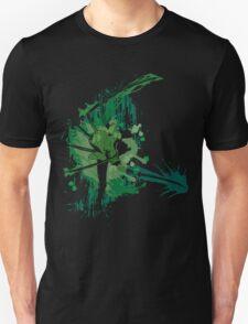 Splatter Swordsman T-Shirt