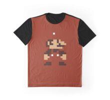 CHRISTMAS MARIO Graphic T-Shirt