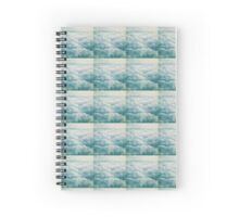 Aesthetic Cloud Spiral Notebook