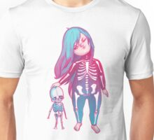 candy ghosts Unisex T-Shirt
