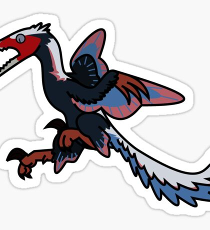 Buitreraptor Sticker