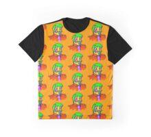 Captain Vector, conceptual character. Graphic T-Shirt