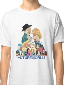 FUTUREWORLD  Classic T-Shirt