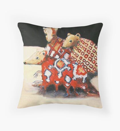 Rug Rats Throw Pillow