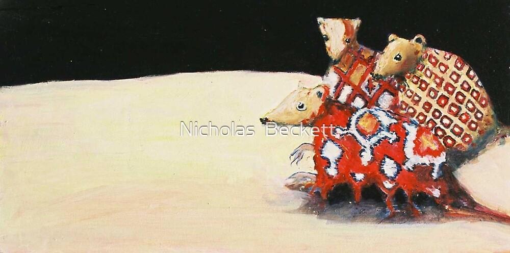 Rug Rats by Nicholas  Beckett