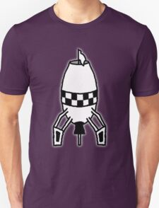 Cartoon Bomb - Defused [Big] T-Shirt